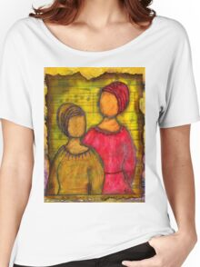 Soul Sistahs T-Shirt Women's Relaxed Fit T-Shirt
