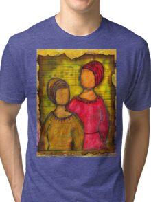 Soul Sistahs T-Shirt Tri-blend T-Shirt
