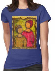 Soul Sistahs T-Shirt Womens Fitted T-Shirt