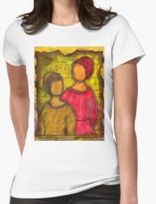Soul Sistahs T-Shirt Womens Fitted T-Shirt