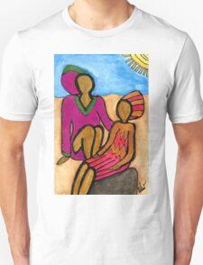 Sun Sistahs T-Shirt Unisex T-Shirt