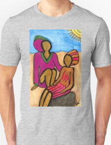 Sun Sistahs T-Shirt T-Shirt