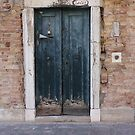 Mail Slot, Venice by Barbara Wyeth