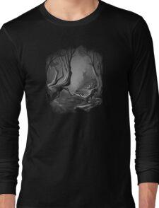 Piano Tree Long Sleeve T-Shirt