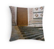 Church Doors, Firenze Throw Pillow
