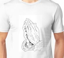 In Prayer Unisex T-Shirt