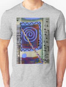 The Spiral Pane T-Shirt T-Shirt