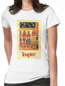 We Inspire One Another T-Shirt Womens Fitted T-Shirt
