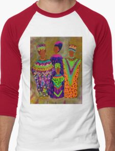 We Women T-Shirt Men's Baseball ¾ T-Shirt