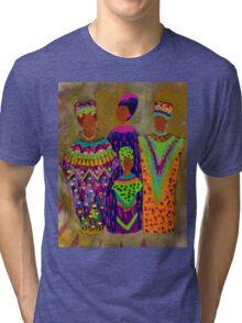 We Women T-Shirt Tri-blend T-Shirt