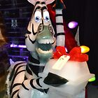"""Marty"" the Zebra by Eileen Brymer"