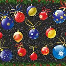Christmas Balls by ckredman031762
