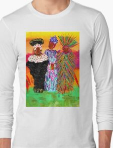 We Women Folks T-Shirt Long Sleeve T-Shirt