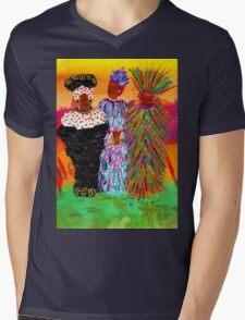We Women Folks T-Shirt Mens V-Neck T-Shirt