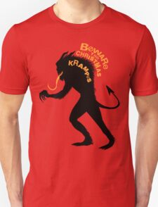 The Christmas Krampus T-Shirt