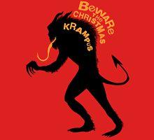 The Christmas Krampus Unisex T-Shirt