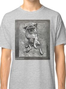 Pug in Carbonite Classic T-Shirt