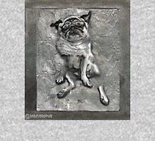 Pug in Carbonite Unisex T-Shirt