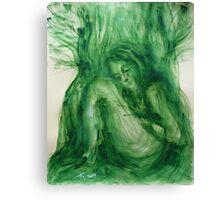 """Inside of tree"" Canvas Print"