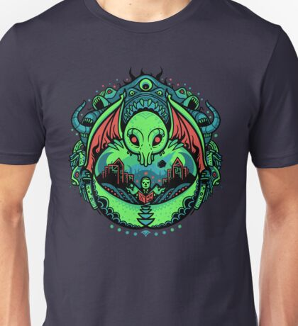 The Colors of Madness Unisex T-Shirt