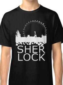 Sherlock Skyline Classic T-Shirt
