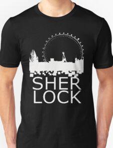 Sherlock Skyline T-Shirt