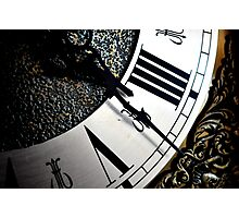 Clockwork Photographic Print