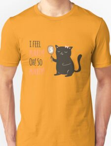 Catty Thoughts! Unisex T-Shirt