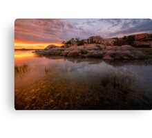 Toaster Canvas Print