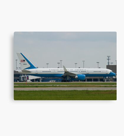 90003 Air Force Two Boeing VC-32A 757-2G4 Take Off Canvas Print