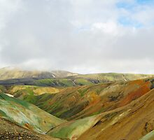 Landmannalaugar by Osveyre