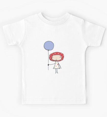 Balloon girl Kids Tee