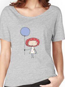 Balloon girl Women's Relaxed Fit T-Shirt