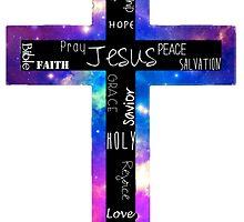 Cross of Words by jordams124