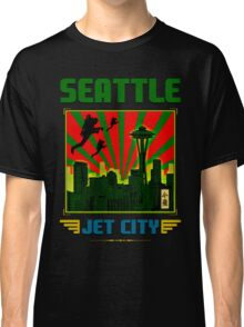 SEATTLE - JET CITY Classic T-Shirt