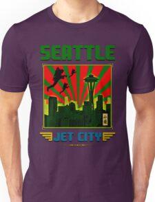 SEATTLE - JET CITY Unisex T-Shirt