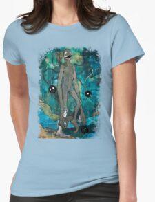 Slenderman Dismantled - Shirt Womens Fitted T-Shirt