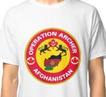 Operation Archer Logo Classic T-Shirt