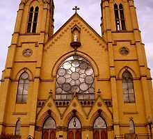 St. Andrew's Catholic Church - Roanoke, VA -1 ^ by ctheworld
