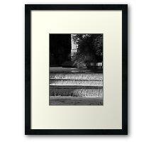 Waters Run Free Framed Print
