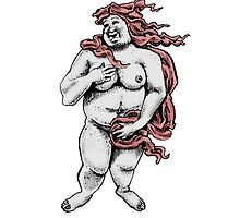 Fat Aphrodite by AOConnor