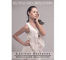 Julius Pictures Photographic Print