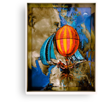Sky Pirates Canvas Print