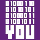 Fuck You - Binary Code by no-doubt