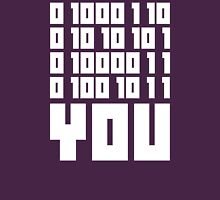 Fuck You - Binary Code Unisex T-Shirt