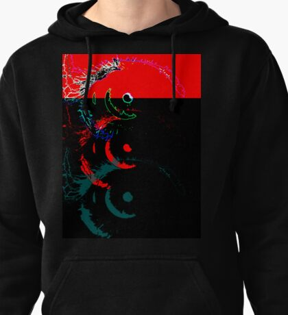 Ecstatic Vision Pullover Hoodie