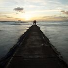 Hawaii - Life on the Pier by jadennyberg