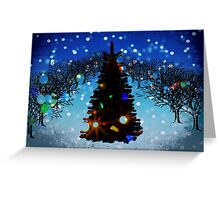 Christmas comes but once a year. Greeting Card