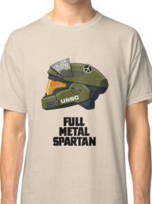 Full Metal Spartan (light) Classic T-Shirt