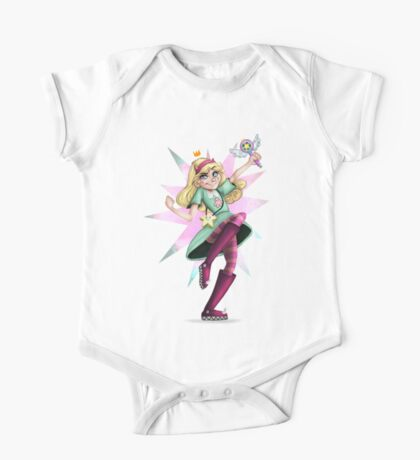Star VS The Forces Of Evil One Piece - Short Sleeve